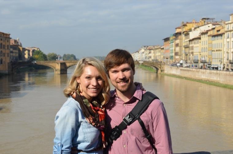 Florence Ponte Vecchio 1