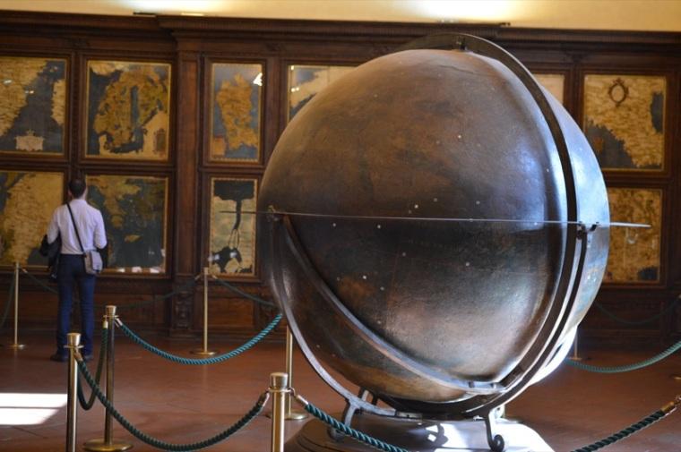 Palazzo Vecchio Map Room