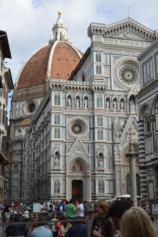 Basilica di Santa Maria del Fiore Duomo di Firenze Florence Cathedral 2