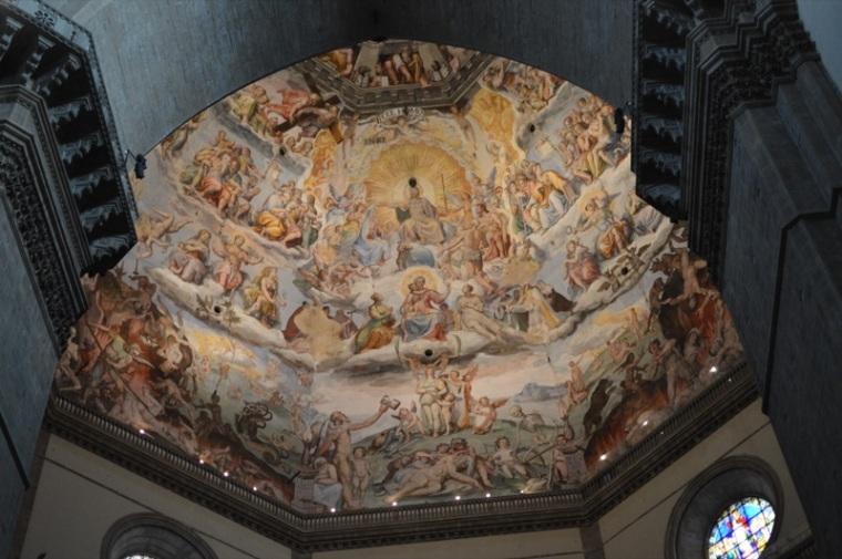 Basilica di Santa Maria del Fiore Duomo di Firenze Florence Cathedral dome