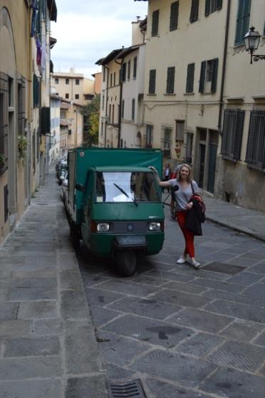Tiny car Florence