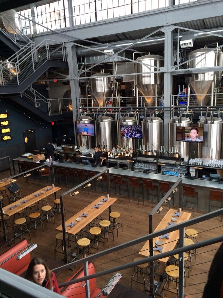 Tour: Bluejacket Brewery | zellerfest
